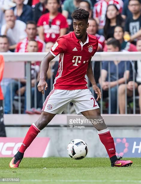 nMuenchen Deutschland Bundesliga 6 Spieltag FC Bayern Muenchen 1 FC Koeln Kingsley Coman