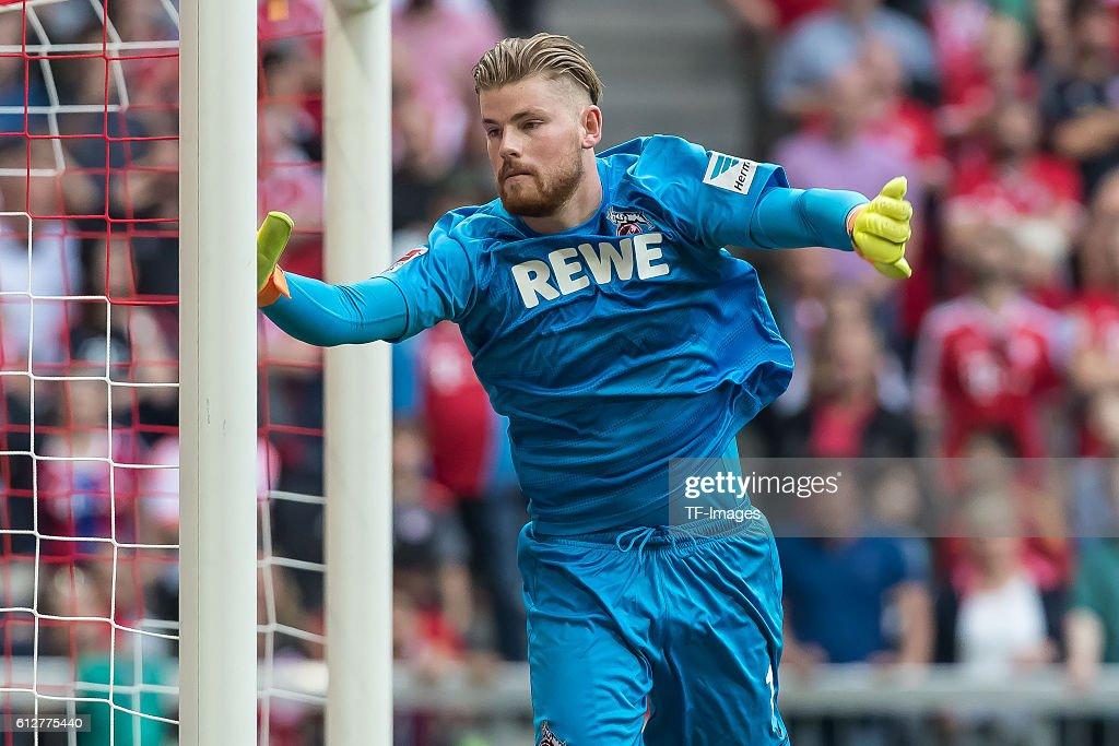 BL: FC Bayern Muenchen - 1. FC Koeln : News Photo