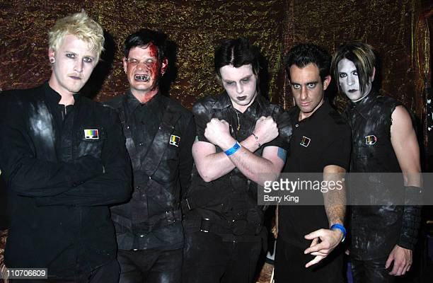 Nner Creature Elijah Blue Alec Pure and Carlton Megalodon of Deadsy
