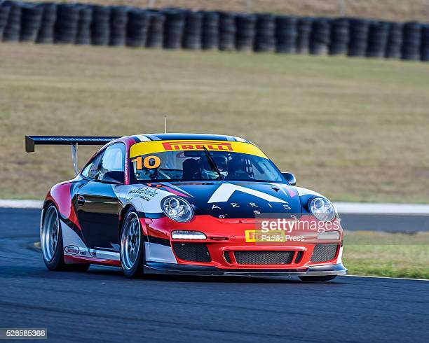 No 10 Hamish Hardeman finished in 2nd place in the Porsche GT3 Cup Challenge Australia after leading for 22 of the 25 laps on the final day of the...
