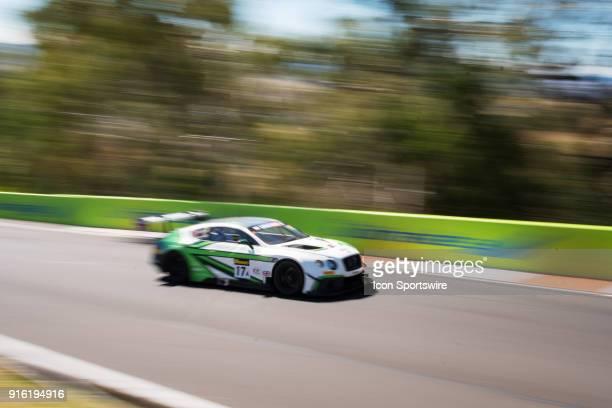 No 17 Bentley Team MSport Bentley Continental GT3 driven by Steven Kane / Guy Smith / Jules Gounon at The LiquiMoly Bathurst 12 Hour Endurance Race...
