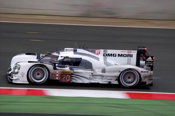 No 20, Porsche 919, FIA WEC Silverstone
