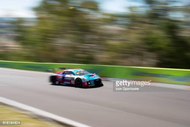 No 22 Audi Sport Customer Racing Audi R8 LMS driven by Garth Tander / Kelvin Van der Linde / Fredrick Vervisch at The LiquiMoly Bathurst 12 Hour...