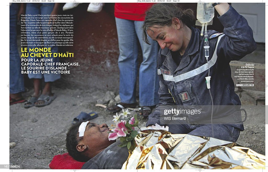 No Paris Match On Haiti Pictures Getty Images - Paris port au prince