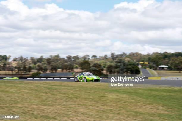 No 540 Black Swan Racing Porsche 911 GT3 R driven by Tim Pappas / Jeroen Bleekemolen / Luca Stolz / Marc Lieb at The LiquiMoly Bathurst 12 Hour...