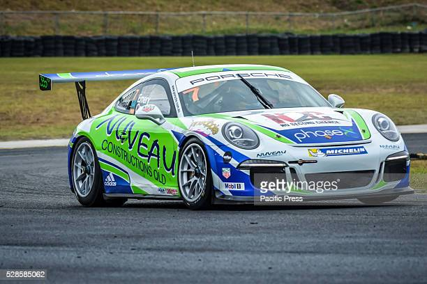 No 7 ProAm combination of Matt Campbell and Geoff Emery completed their domination of the Carrera Cups Rennsport ProAm with victory in the second 34...