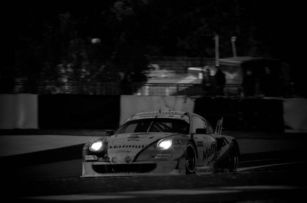 No 76 IMSA Performance Matmut Porsche 911 GT3 RSR (997) LM GTE AM, FIA WEC Le Mans 24 Hours 2014