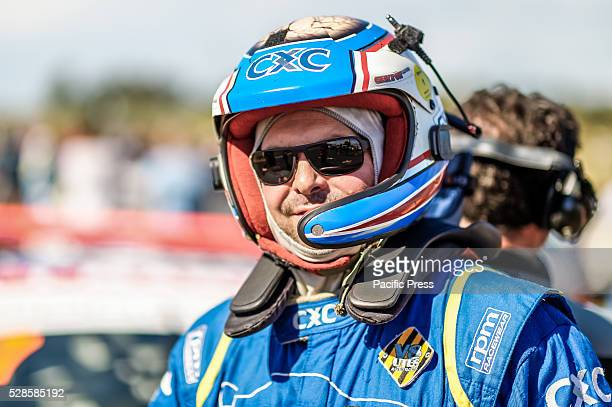 No 77 ProAm driver Dylan Thomas pictured on the grid prior to the start of the Carrera Cups Rennsport ProAm 34 lap contest during Final Day of the...