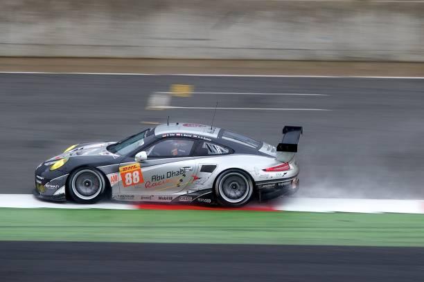 No 88 Proton Competition Porsche 911 RSR, FIA WEC Silverstone