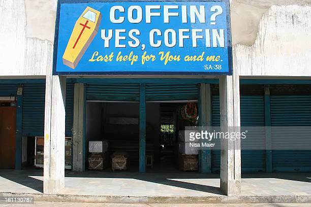 CONTENT] No as you can see it is no coffee shopDeath in India is as normal as birth or marriage Coffin shops are therefore a common sight