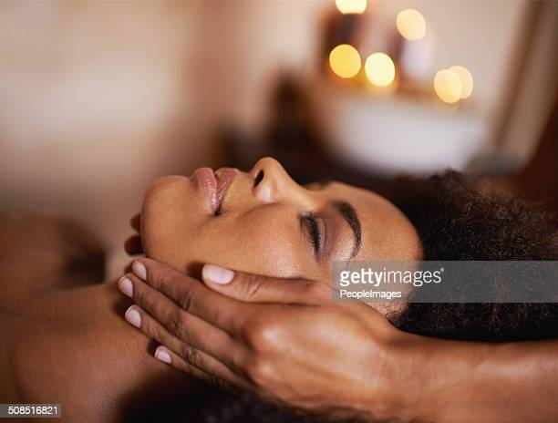 no better way to relax - beauty care occupation stock photos and pictures
