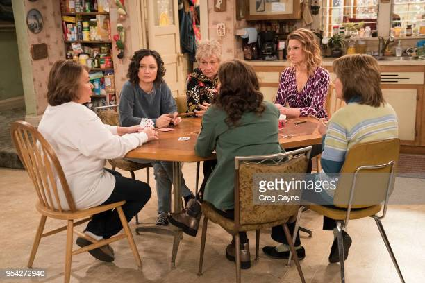ROSEANNE No Country for Old Women After Beverly gets kicked out of the nursing home Roseanne and Jackie fight over who will take care of their mother...