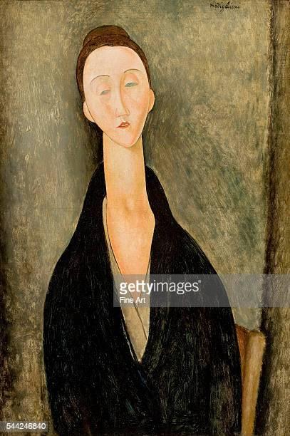 No date oil on canvas Modigliani Institute Rome Italy