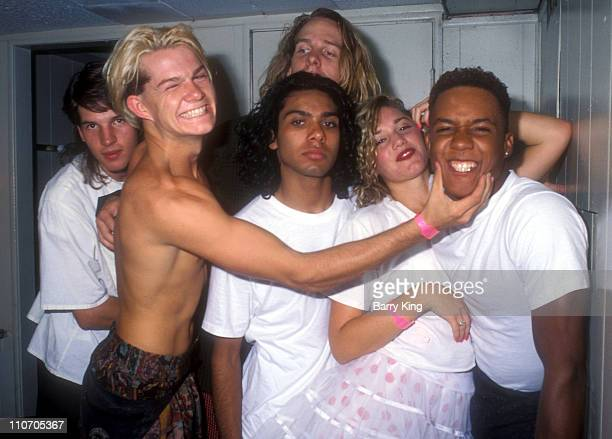 No Doubt during No Doubt Concert At The Roxy - September 12, 1989 at The Roxy in West Hollywood, California, United States.