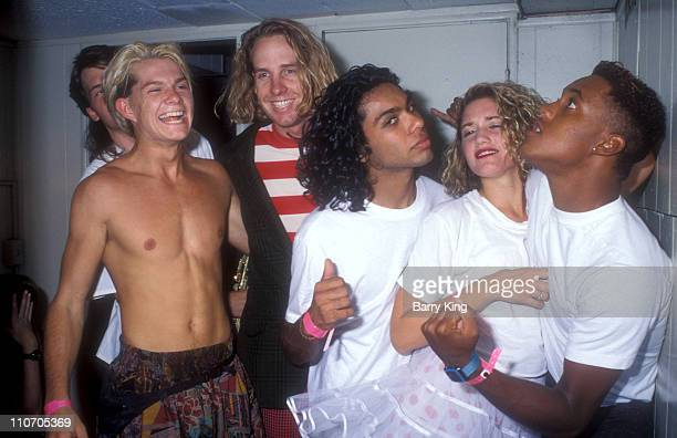 No Doubt during No Doubt Concert At The Roxy September 12 1989 at The Roxy in West Hollywood California United States