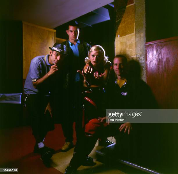 No Doubt on 8/9/96 in Chicago Il
