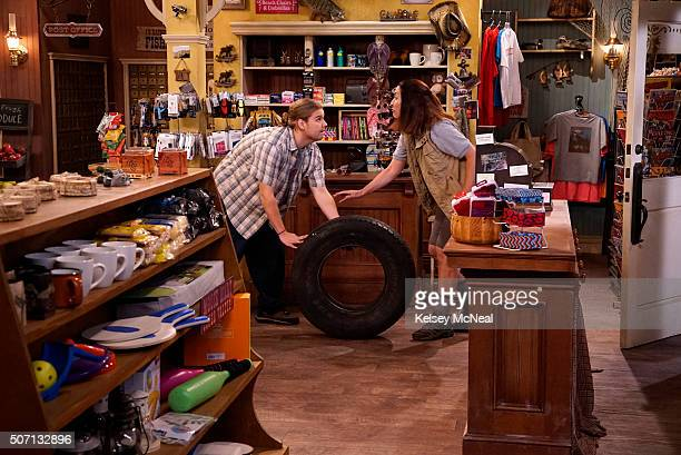 D 'No Escape' When Jorge and Zuri sneak out to buy something from the general store in town Emma and Xander have to get them back before Gladys...