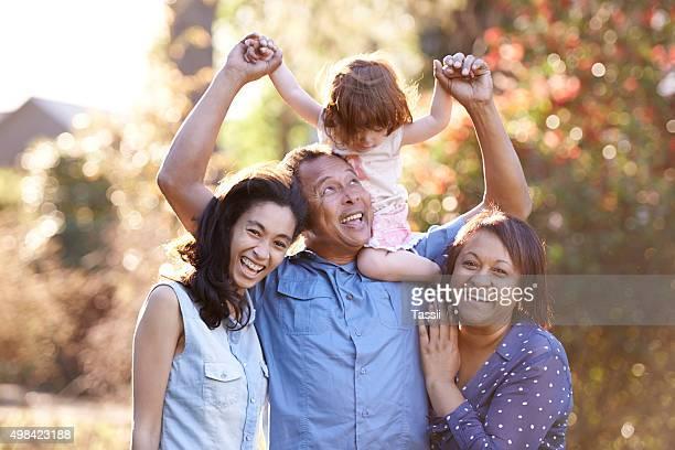 No greater joy than family