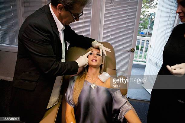 COUNTY 'No Hate' Episode 605 Pictured Alexis Bellino doctor