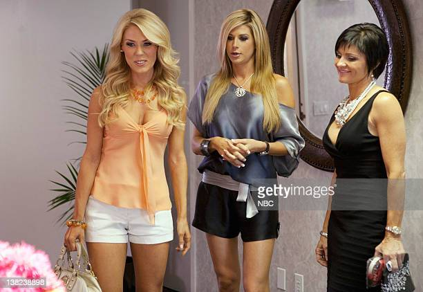 COUNTY 'No Hate' Episode 605 Pictured Gretchen Rossi Alexis Bellino unknown