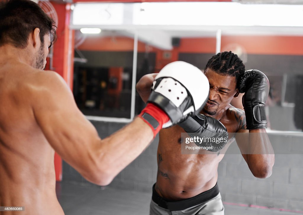 No holds barred combat : Stock Photo