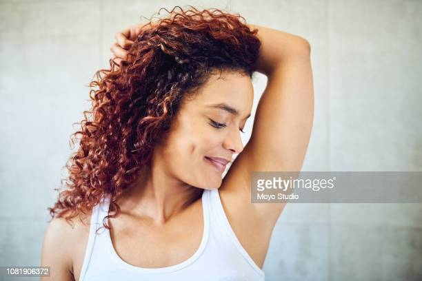 no more dark spots! - female armpits stock pictures, royalty-free photos & images