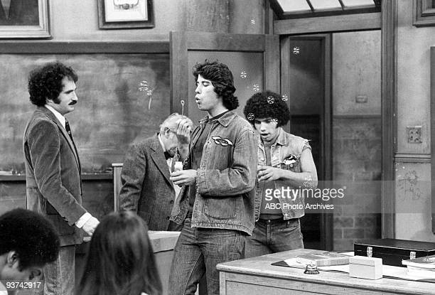 BACK KOTTER No More Mr Nice Guy Season One 10/14/75 Mr Woodman temporarily became a nice guy to Mr Kotter Barbarino Epstein and the Sweathogs