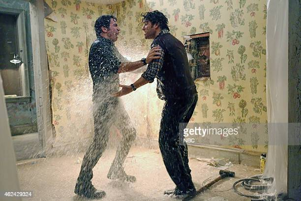 PROJECT 'No More Mr Noishe Guy' Episode 314 Pictured Chris Messina as Danny Castellano Adam Pally as Peter