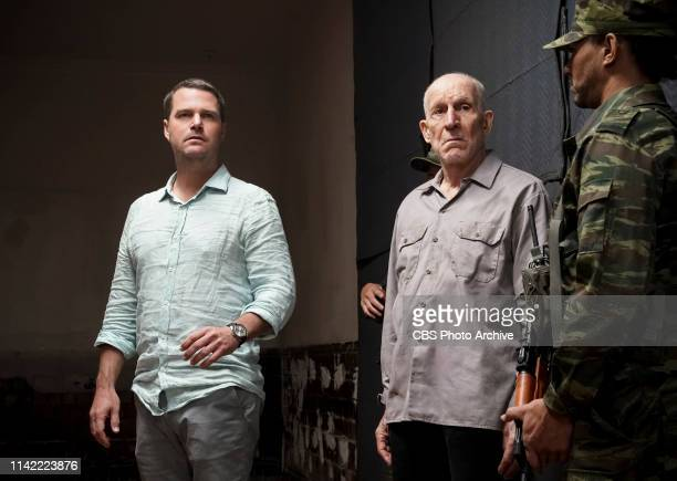 No More Secrets Pictured Chris O'Donnell and Daniel J Travanti The NCIS team travels to Cuba for an unsanctioned mission after Callen gets a lead on...