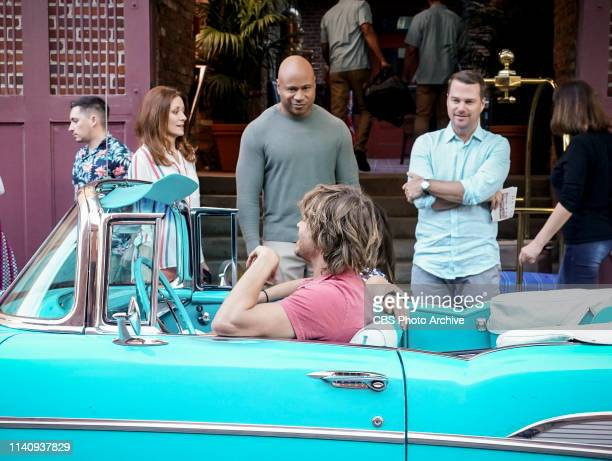 No More Secrets Pictured Elizabeth Bogush LL COOL J Eric Christian Olsen and Chris O'Donnell The NCIS team travels to Cuba for an unsanctioned...