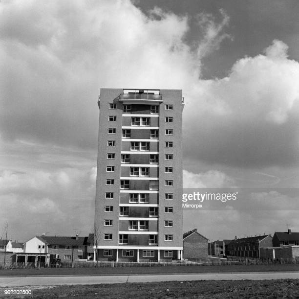 No more than 27 miles from London in the midst of countryside is the new Harlow town with its houses, flats and industries. The centre is called 'The...