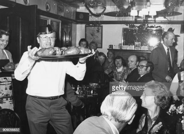 No not Burns Night but a hogmanay New Year Day celebrations at the RAFA club in Coventry 1st January 1978