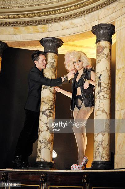 EXPOSURE 'No One Can Work Like This' Pictured Fashion stylist GK Reid Lady Gaga