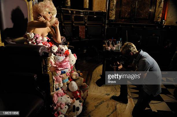 EXPOSURE 'No One Can Work Like This' Pictured Lady Gaga photographer Markus Klinko