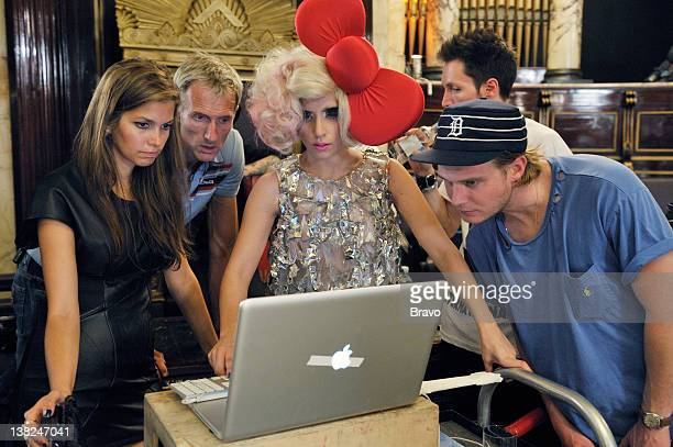 EXPOSURE 'No One Can Work Like This' Pictured Photographer Indrani PalChaudhuri photographer Markus Klinko Lady Gaga unknown
