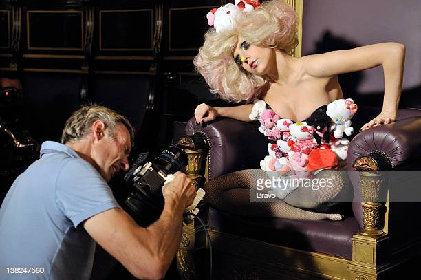EXPOSURE 'No One Can Work Like This' Pictured Photographer Markus Klinko Lady Gaga