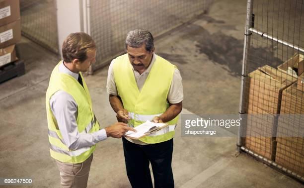 Kein Paket verlässt die Anlage ohne eine gründliche Überprüfung