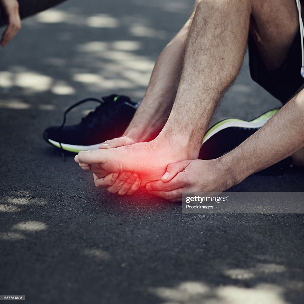 No pain, no gain : Stock Photo