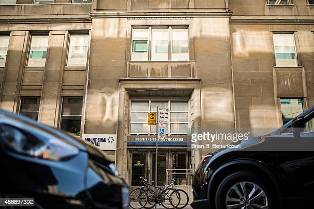 A no parking zone is seen on 60 Murray Street on September 16 2015 The spot across the Mount Sinai hospital rear entrace is one of the most ticketed...
