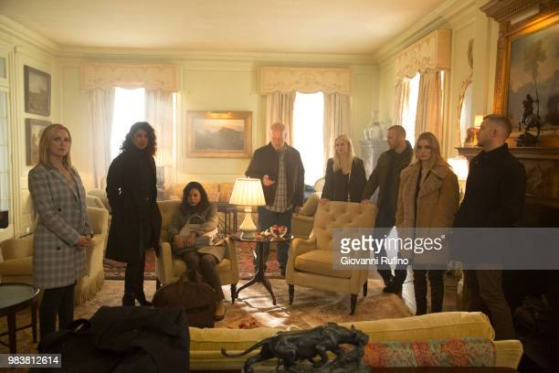 QUANTICO 'No Place is Home' When Owen and McQuigg learn heartbreaking news about family members the team goes on high alert as they quickly learn...