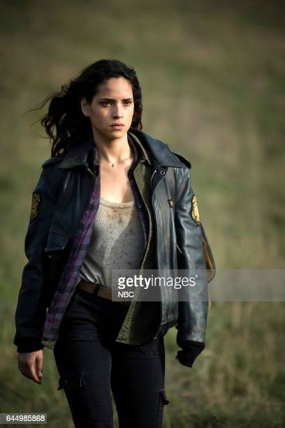 CITY 'No Place Like Home' Episode 110 Pictured Adria Arjona as Dorothy