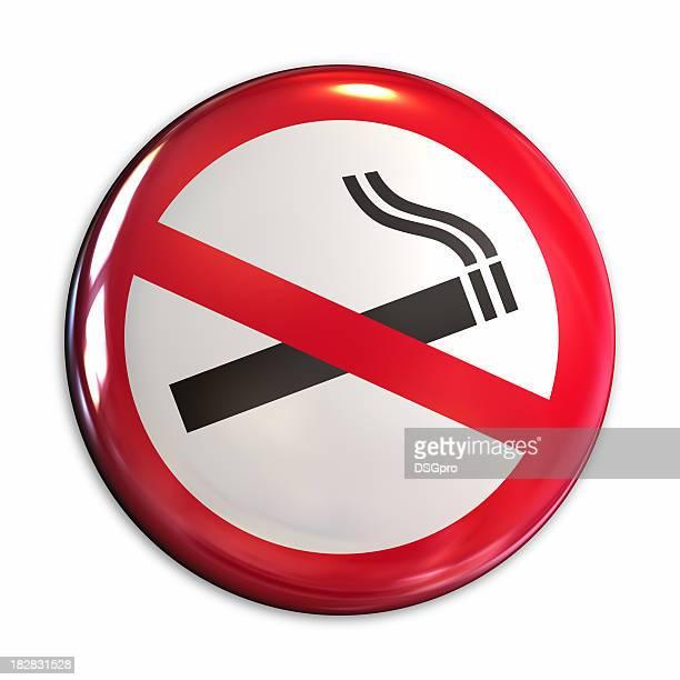 No smoking badge