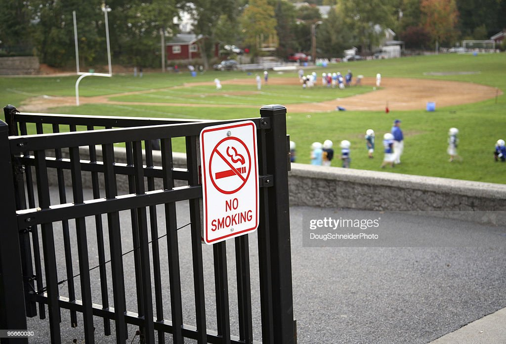 No Smoking Sign : Stock Photo