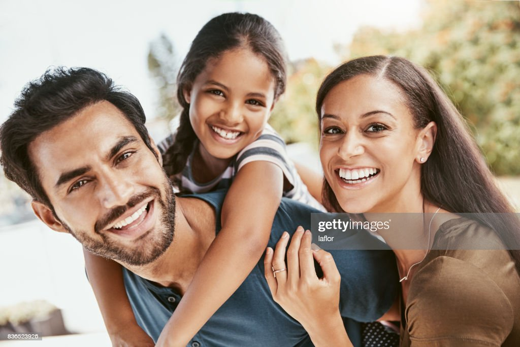 No time is more special than family time : Stock Photo