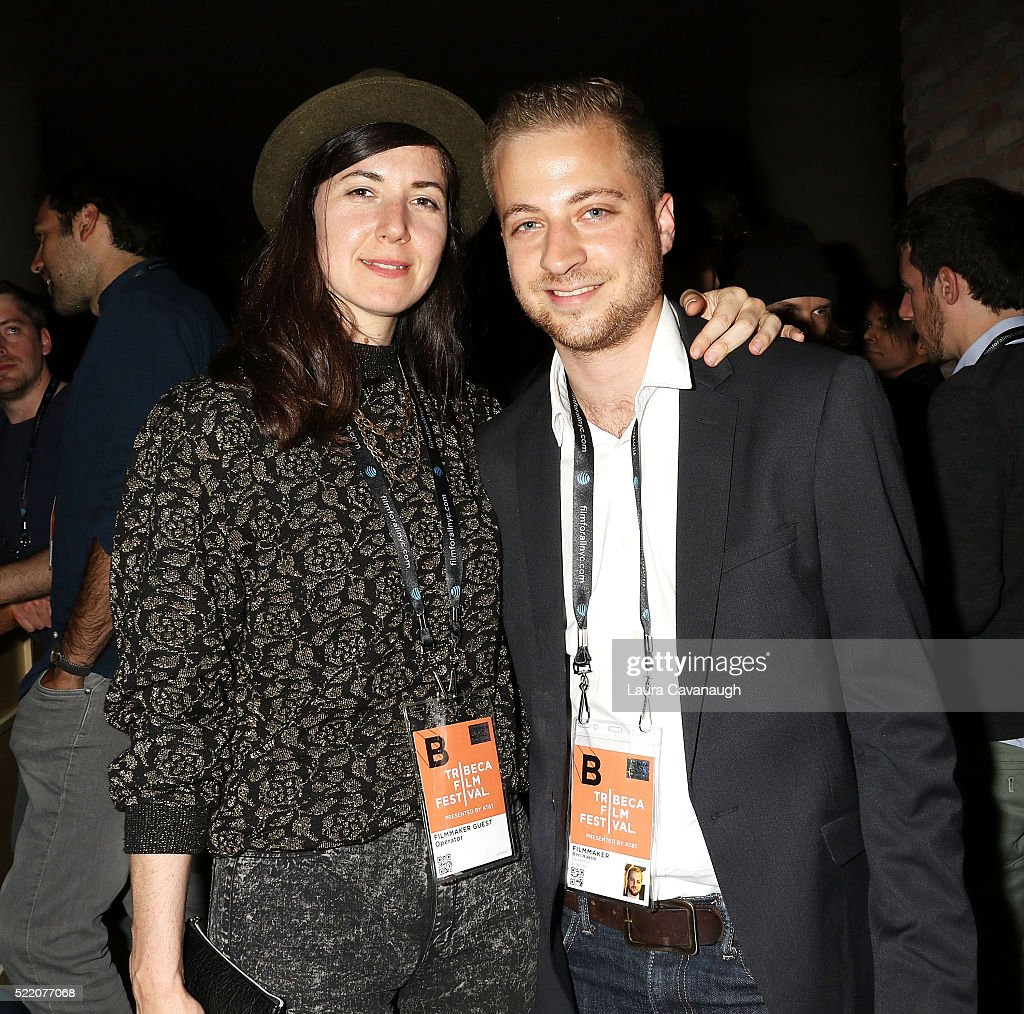 Noa Biron and Ben Hakim attend Shorts Filmmakers Party - 2016 Tribeca Film Festival at Eventi Hotel on April 17, 2016 in New York City.