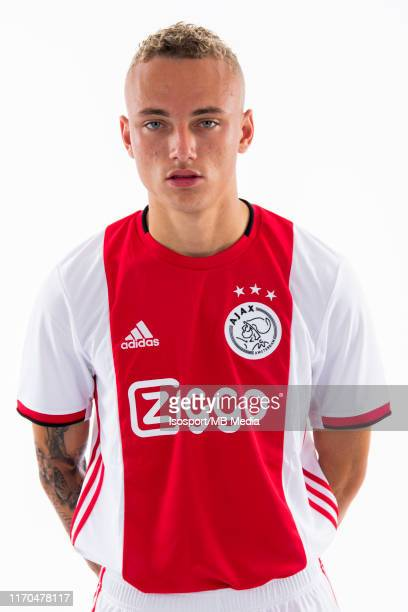 Noa Lang during the 2019 2020 season photo shoot of Ajax Amsterdam on July 23 2019 in Amsterdam The Netherlands