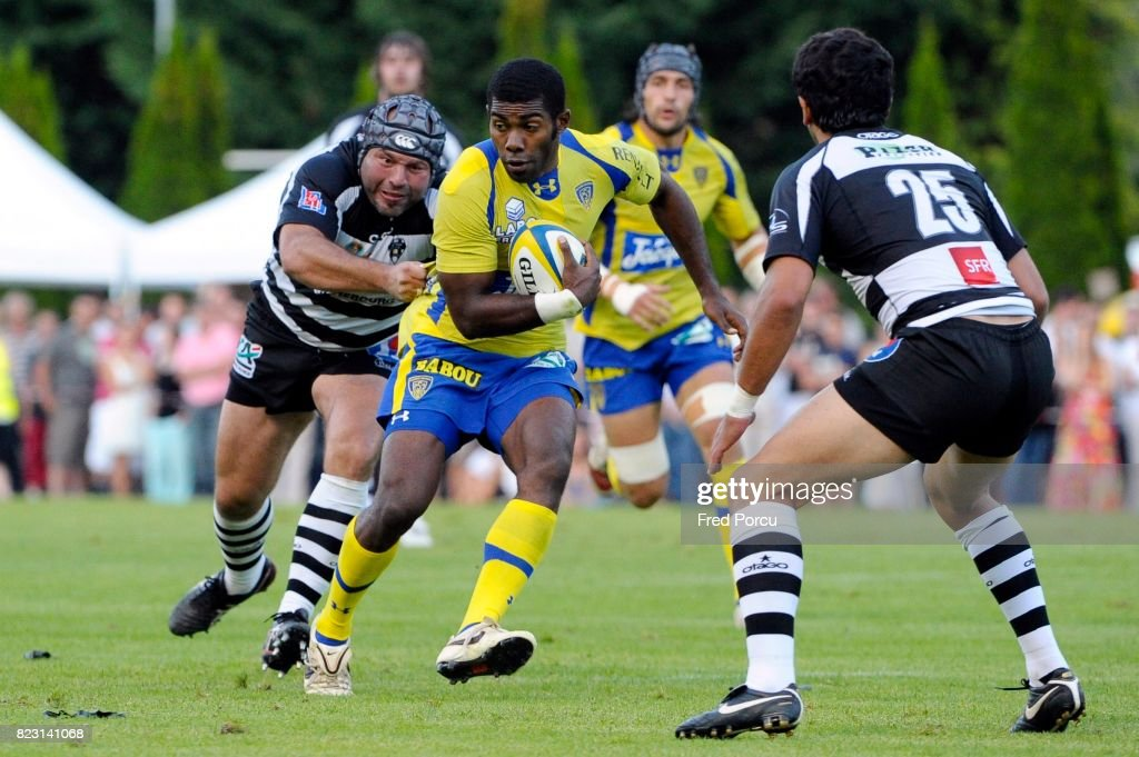 Noa NAKAITACI - - Brive / Clermont Auvergne - Match Amical -Stade Alexandre Cueille -Tulle ,