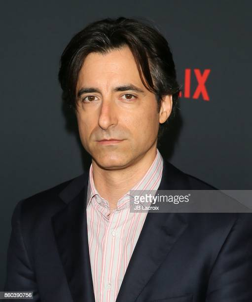 Noah Baumbach attends a screening of Netflix's on October 11 2017 in Los Angeles California