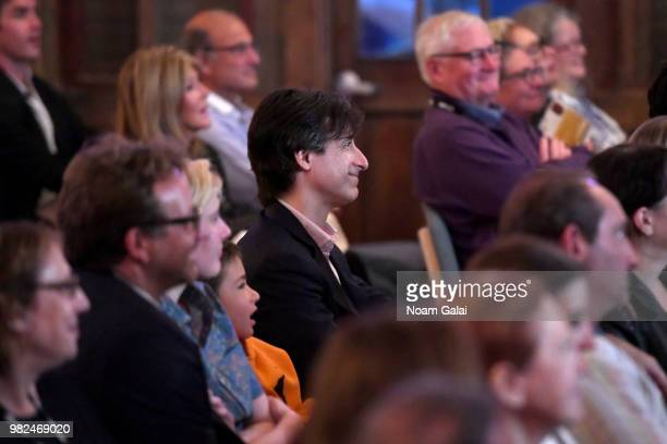 Noah Baumbach attends the Screenwriters Tribute at the 2018 Nantucket Film Festival Day 4 on June 23 2018 in Nantucket Massachusetts