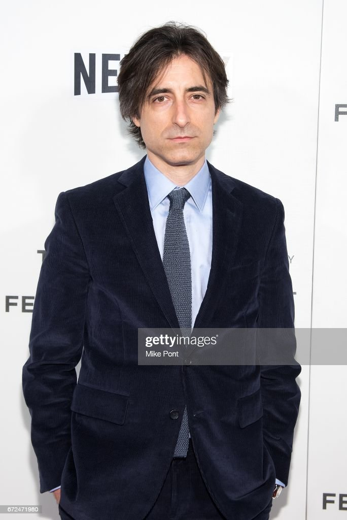 Director's Series: Noah Baumbach during the 2017 Tribeca Film Festival at BMCC Tribeca PAC on April 24, 2017 in New York City.